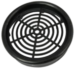 BTN - Raster Svart 60mm