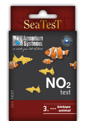 Aquarium systems - NO2 test
