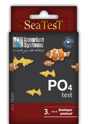 Aquarium systems - PO4 test