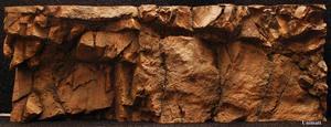 Rockzolid - Kisar Röd 158x58cm