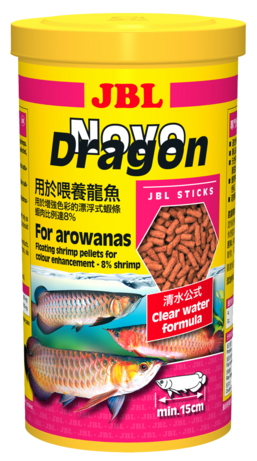 JBL - NovoDragon Shrimp 1000ml