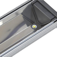 Akvastabil - Dimbar LED 13000 kelvin