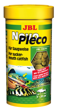 JBL - NovoPleco 250ml
