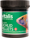 Vitalis - Rift Lake Cichlid Red S 300g