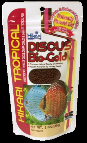 Hikari - Diskus Bio-gold 80g