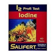 Salifert - lodine test