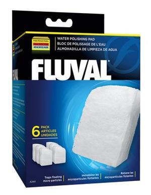 Fluval - Filtermatta fin 304-406 6pack