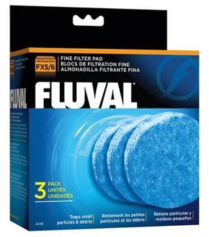 Fluval - Filtermatta fin FX5/FX6