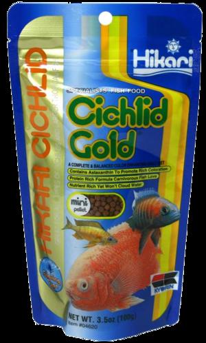 Hikari - Ciklid Gold Sinking Mini 342g
