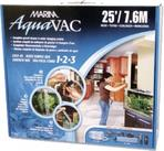 Marina - AquaVAC slamhävert 7,6m