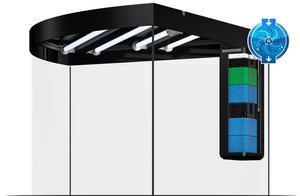 Juwel - Trigon 350 LED. Komplett
