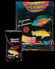 Aquatic Nature - Afr-Cichlid Energy M 1kg