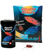Aquatic Nature -  Afr-Cichlid Excel Color M 1kg