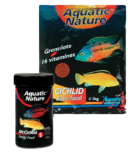 Aquatic Nature - Afr.Cichlid Energy S 1kg
