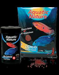 Aquatic Nature - Afr-Cichlid Excel Color S 1kg