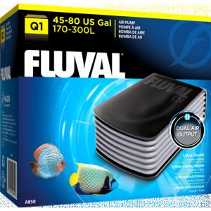 Fluval - Q1 (dubbla uttag)