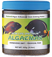 New Life Spectrum - Algae max 1mm 125g