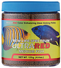 New Life Spectrum - Ultra Red Medium 125g