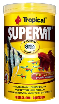 Tropical - Supervit basic flingor 1000ml/200g