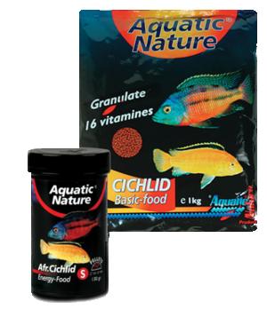 Aquatic Nature - Afr.Cichlid Energy S 1kg